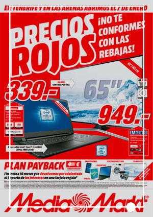Precios Rojos - Mediamarkt