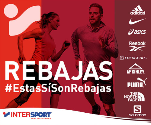 Intersport - #EstasSiSonRebajas
