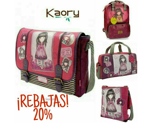 Kaory - Rebajas 20%