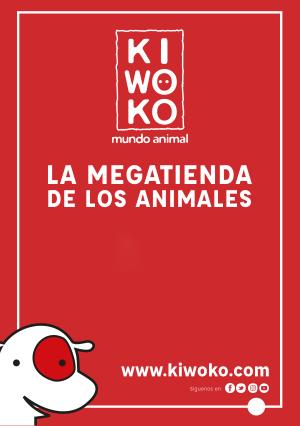 Kiwoko La megatienda de animales