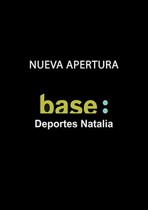 Apertura base: Deportes Natalia