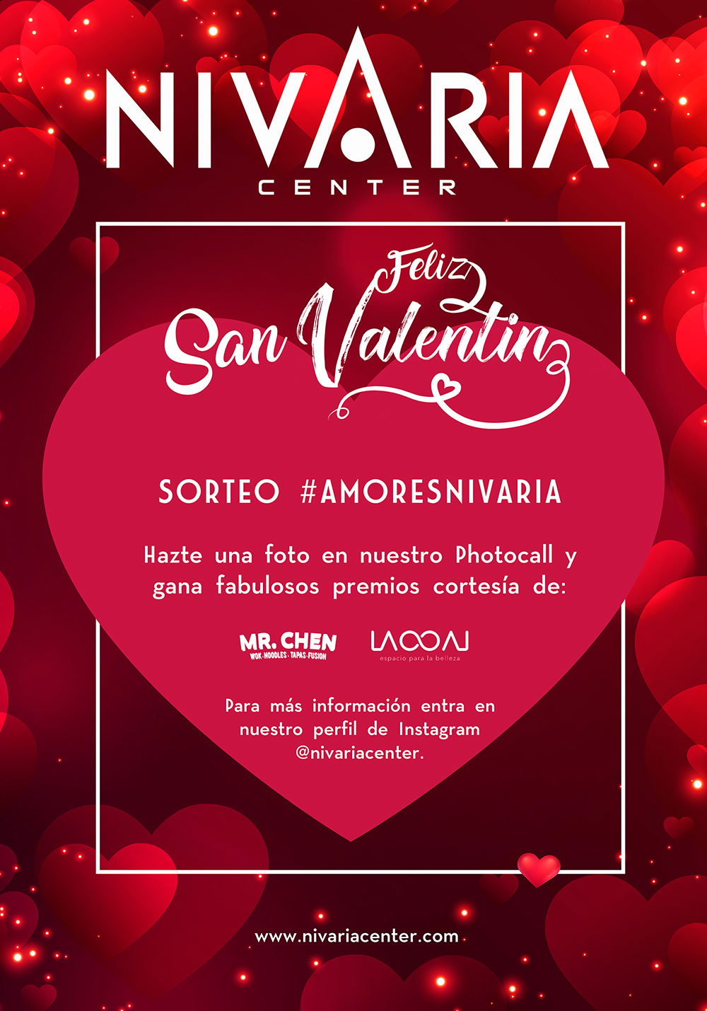 san-valentin-nivaria-center-Cartel-70-x-100
